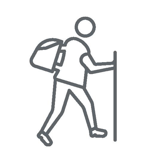 trekking-icon