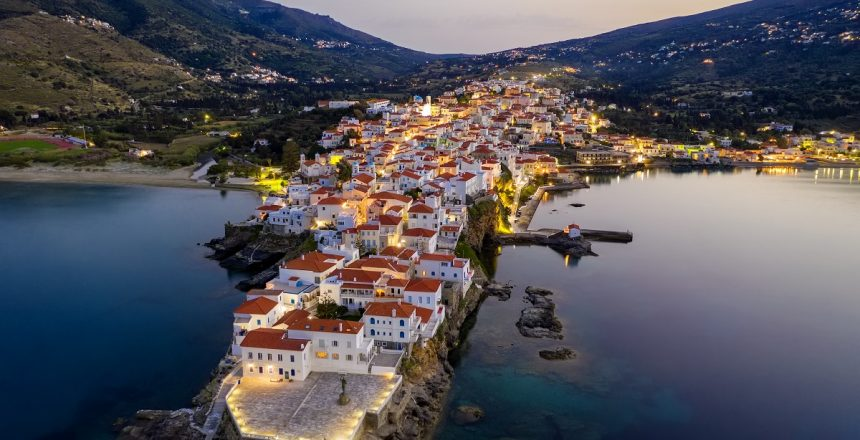 andros by night