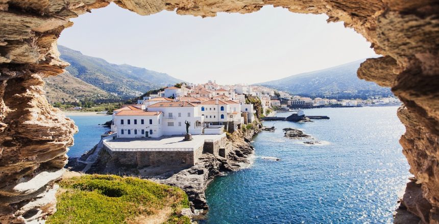 reasons to visit andros